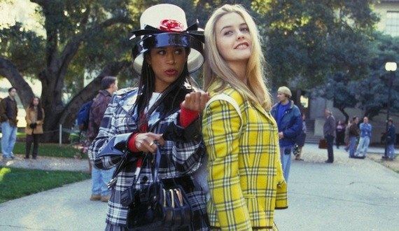 Image from Clueless courtesy of Paramount Pictures