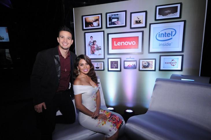 Modern Filipina--Lenovo Markki and MJ