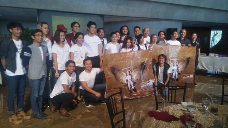 Modern Filipina--Mabining Mandirigma CAST