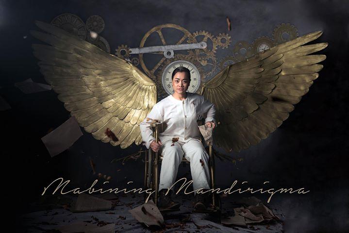 Modern Filipina--Mabining Mandirigma