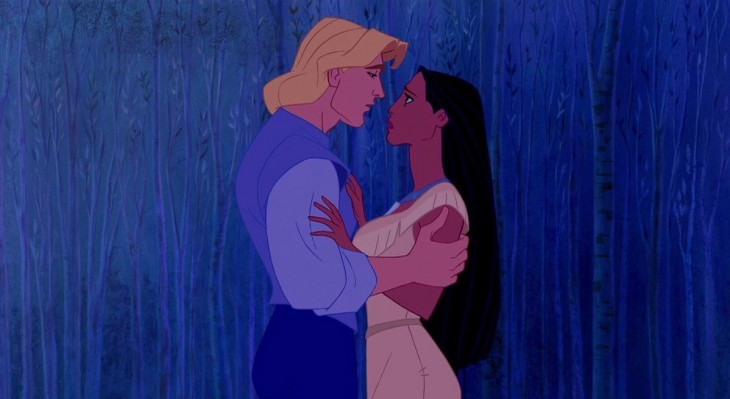 Image from Pocahontas via Walt Disney Pictures