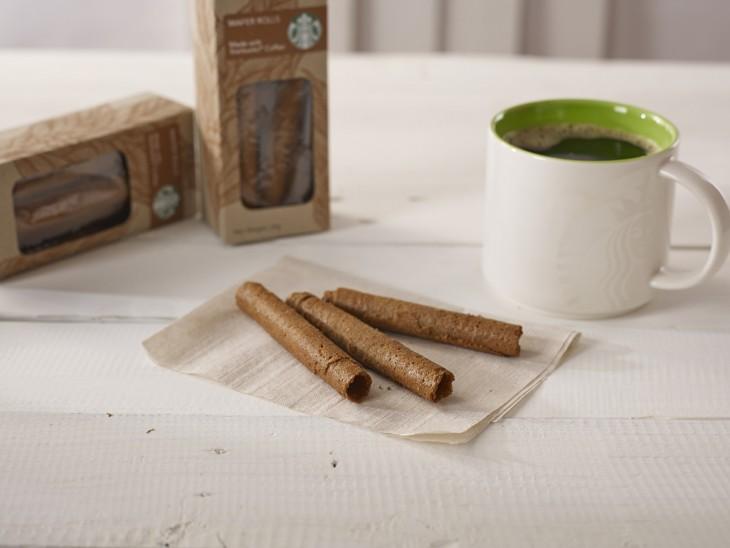Starbucks Coffee Rolls