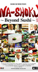 Photo of WA-SHOKU ~Beyond Sushi courtesy of Buensalido and Associates Public Relations