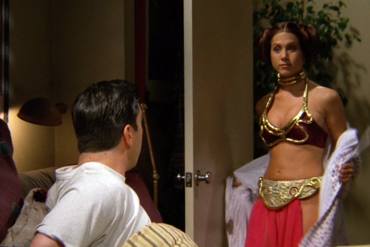 Image from Friends via Warner Bros. Television