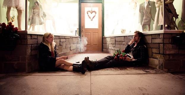 Photo from Blue Valentine courtesy of The Weinstein Company.