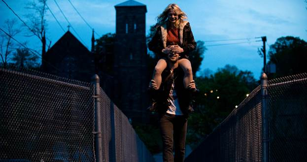 Photo from Blue Valentine. courtesy of The Weinstein Company