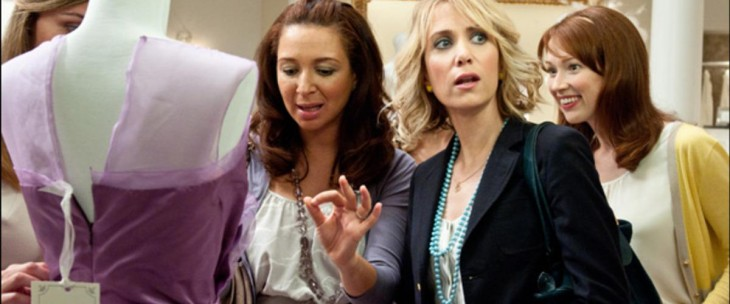 Image from Bridesmaids Courtesy of Universal Pictures