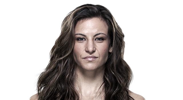 Meisha Tate. Photo courtesy of UFC.