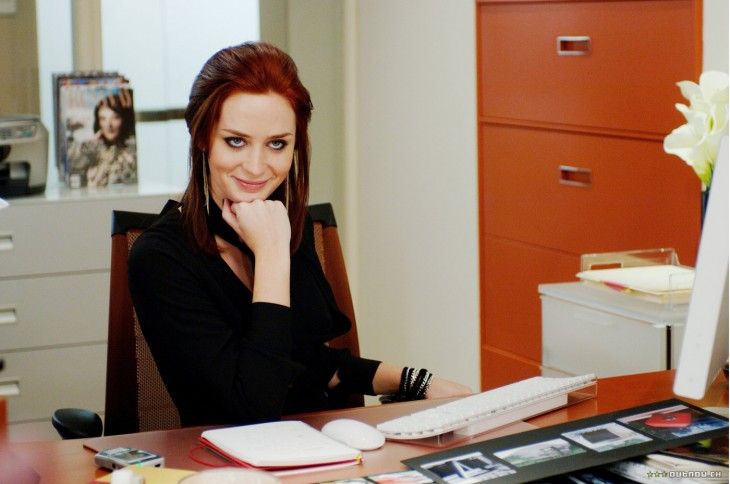 Photo from The Devil Wears Prada courtesy of Warner Bros. F.E.
