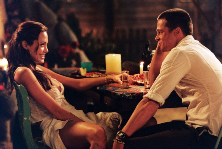 Screencap from Mr. and Mrs. Smith courtesy of Twentieth Century Fox Film Corporation