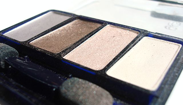 """Brown eye shadow palette"" by User: Editor at Large via Wikimedia Commons"