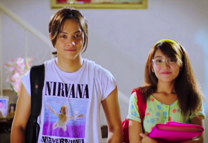 Photo from She's Dating the Gangster courtesy of ABS-CBN Film Productions
