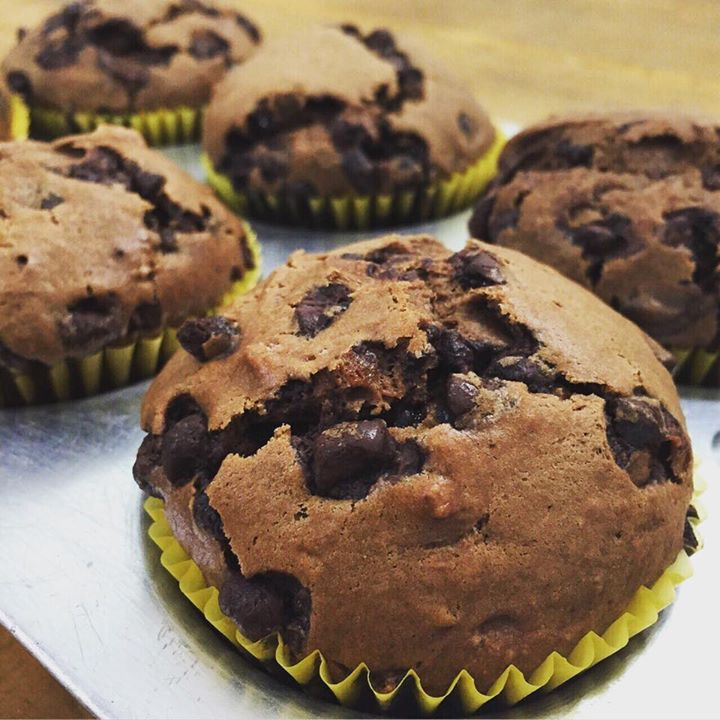 Image of Plan: Eat's Choco Chip and Coffee Muffin (Grabbed with permission from Plan: Eat)
