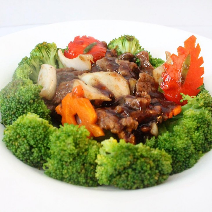 Image of Bite PH's Beef Broccoli (Grabbed with permission from Bite PH)