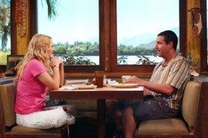 Image from 50 First Dates via Columbia Pictures