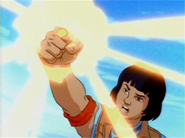 Image from Captain Planet and the Planeteers via Turner Program Services