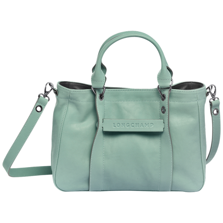 Longchamp 30 Tote in Mint