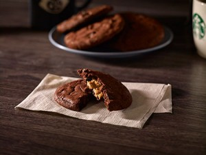 Double Chocolate Peanut Butter Cookie