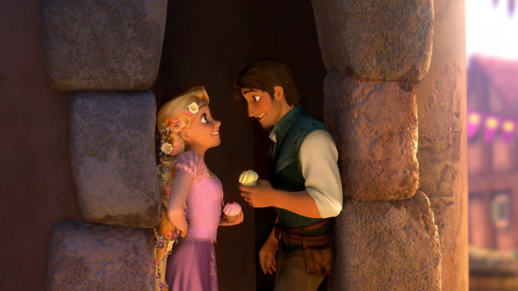 Image from Tangled via Walt Disney Pictures