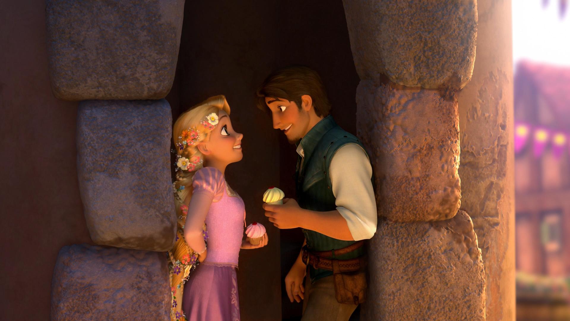 Flynn And Rapunzel 4ever Love Tangled 22865822 1920 1080