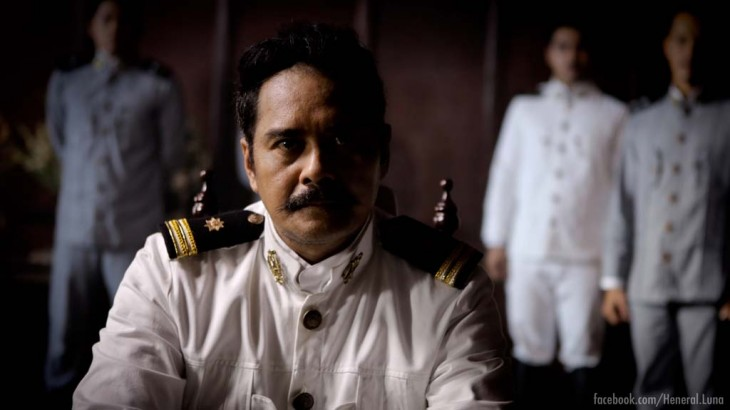 Screencap from Heneral Luna courtesy of Heneral Luna The Movie's Official Website/Heneral Luna's Facebook Page