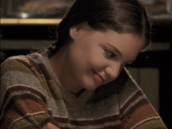 Image from Dawson's Creek courtesy of The WB Television Network
