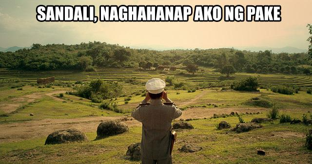 Screencap from Heneral Luna courtesy of Artikulo Uno Productions/Meme from Kristine Cacas