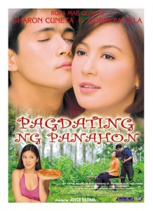 Movie Poster of Pagdating ng Panahon courtesy of Viva Films