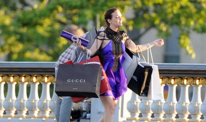 Image from Gossip Girl courtesy of Warner Bros.