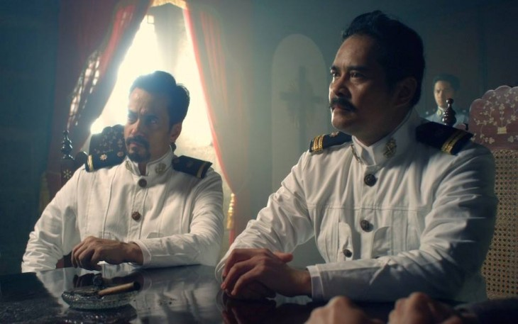 Screencap from Heneral Luna courtesy of Artikulo Uno Productions