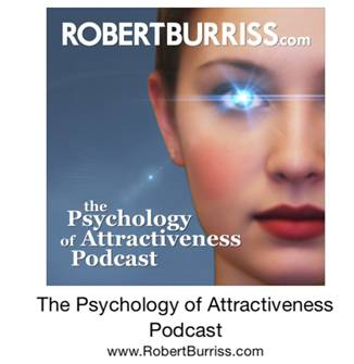 Screenshot of The Psychology of Attractiveness Podcast