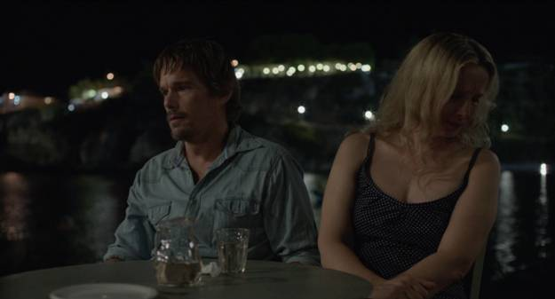 Movie still from Before Midnight courtesy of Sony Pictures