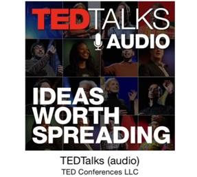 Screenshot of TEDTalks