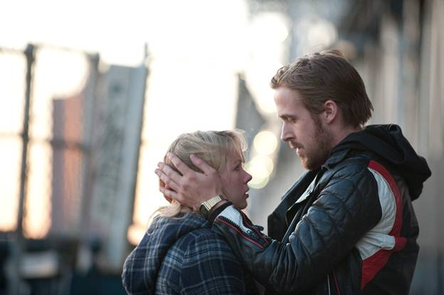 Movie still from Blue Valentine courtesy of The Weinstein Company