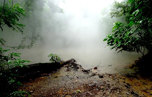 Mudsprings at Mt. Makiling, Los Banos
