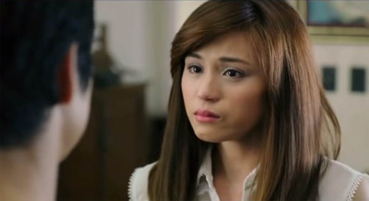 Screencap from Starting Over Again courtesy of Star Cinema