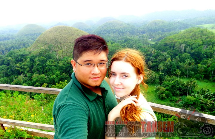 Photo from our trip to Bohol a couple of weeks ago.