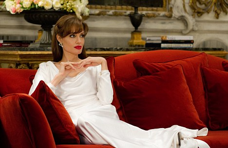 Image from The Tourist via Columbia Pictures