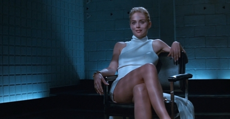 Basic Instinct distributed by TriStar Pictures