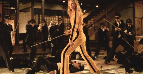 Kill Bill distributed by Miramax