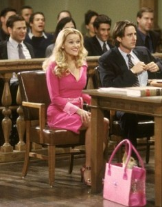 Legally Blonde distributed by Metro-Goldwyn-Mayer