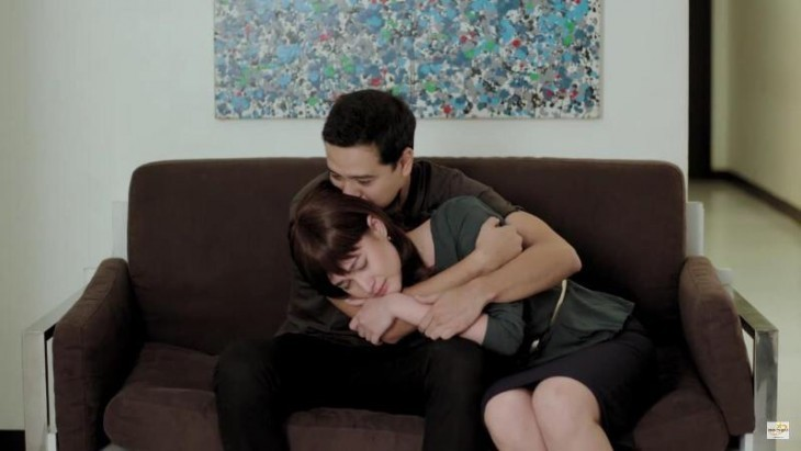 Screencap from One More Chance 2/A Second Chance courtesy of Star Cinema