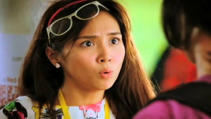 Screencap from She's Dating the Gangster courtesy of Star Cinema