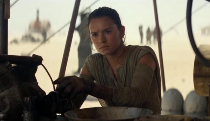 Screencap from Star Wars: The Force Awakens via YouTube