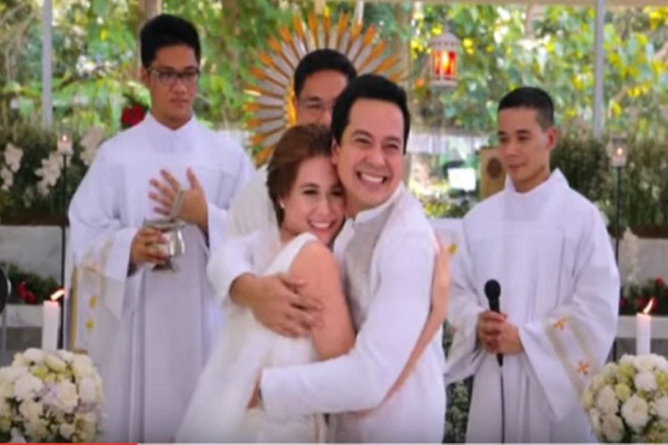 Screencap from  A Second Chance courtesy of Star Cinema