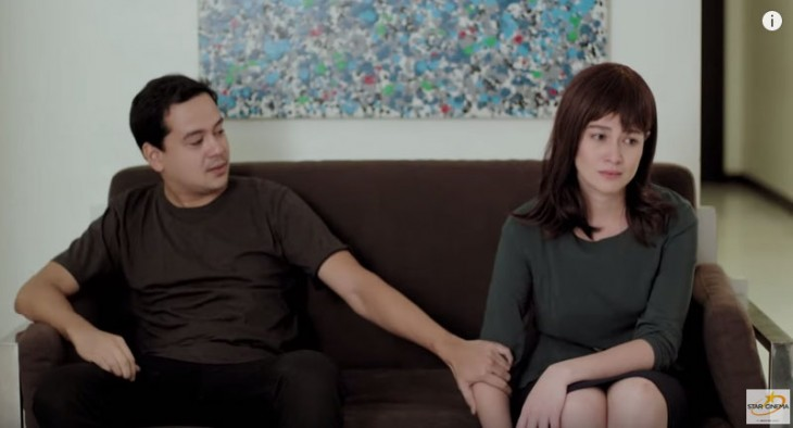Screencap from  A Second Chance teaser from Star Cinema