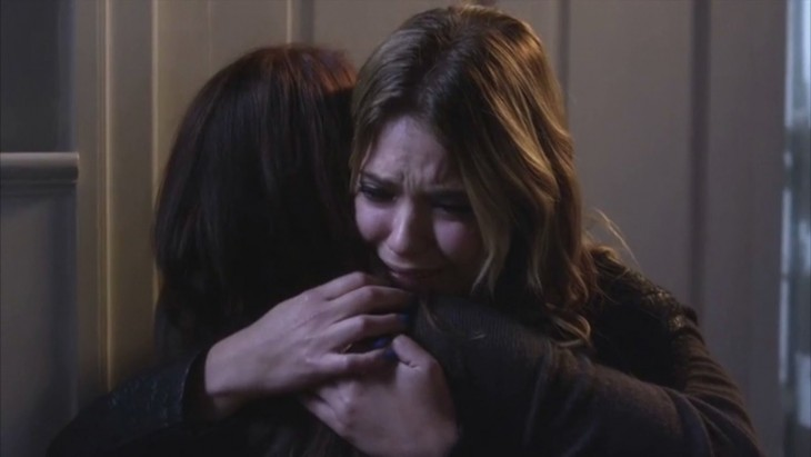 Image from Pretty Little Liars via Warner Bros. Television