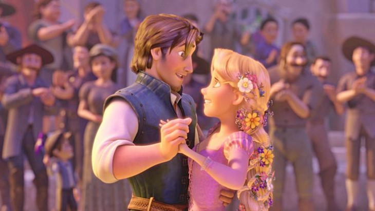 Screencap from Tangled via Disney Pictures