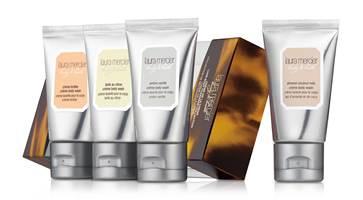 Laura Mercier Crème de la Crème Luxe Body Cleanser Collection
