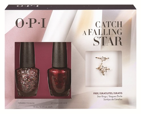 OPI Infinite Shine Collection Endurance Race To Finish